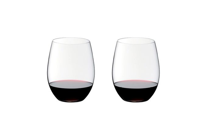 Riedel Riedel O Pair of Red Wine Glasses Cabernet/Merlot 600ml