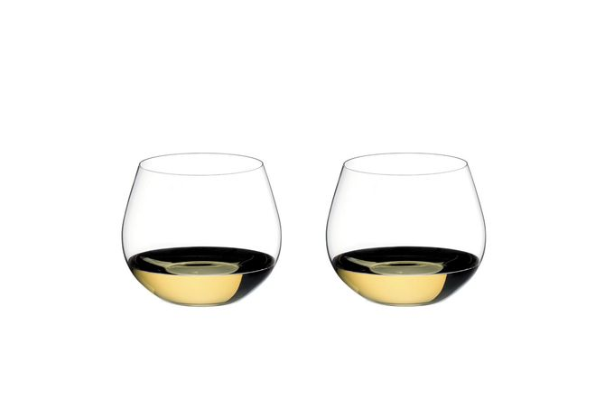 Riedel Riedel O Pair of White Wine Glasses Oaked Chardonnay 580ml