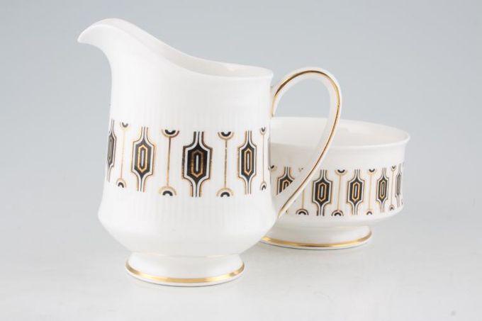 Paragon Symmetra Milk Jug and Sugar Bowl Set
