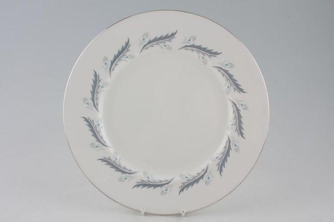 """Paragon Bridal Leaf Dinner Plate 10 3/4"""""""