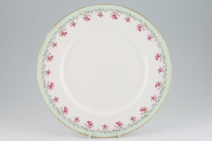 "Paragon Bordeaux-Green Dinner Plate 10 1/2"""