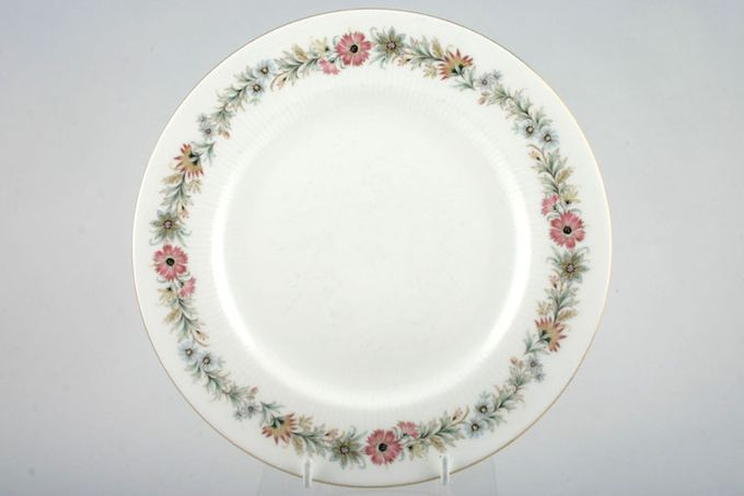 "Paragon + Royal Albert Belinda Tea / Side / Bread & Butter Plate 6 1/4"""