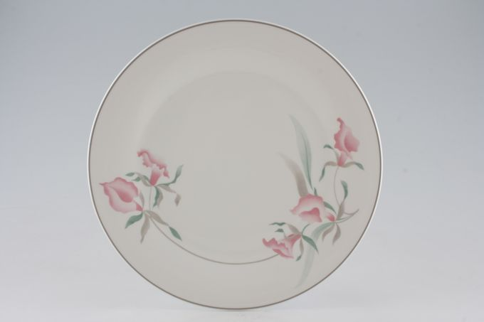 "Paragon + Royal Albert Amelia Dinner Plate 10 1/2"""