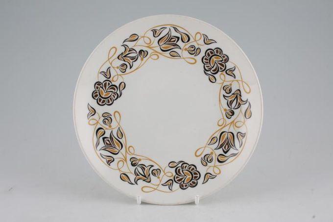 "Poole Desert Song Tea / Side / Bread & Butter Plate 7 1/4"""