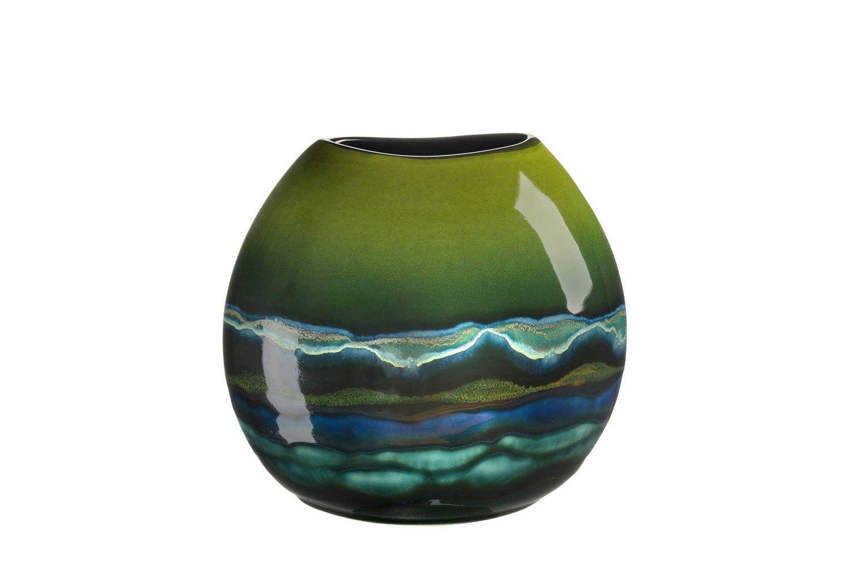 Poole Maya Purse Vase 20cm thumb 1