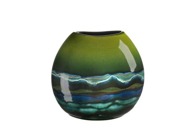 Poole Maya Purse Vase 20cm