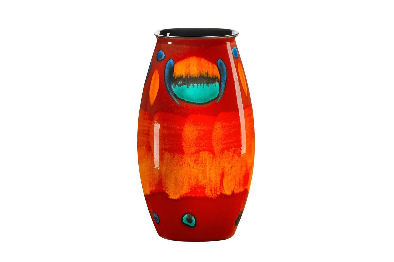 Poole Volcano Manhattan Vase 36cm thumb 1