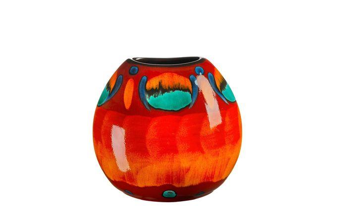 Poole Volcano Purse Vase 20cm