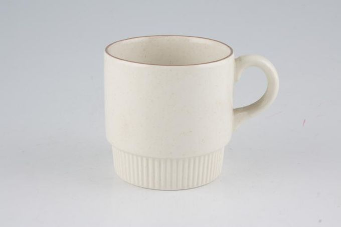 Poole Lakestone Coffee Cup 2 1/2 x 2 1/2""