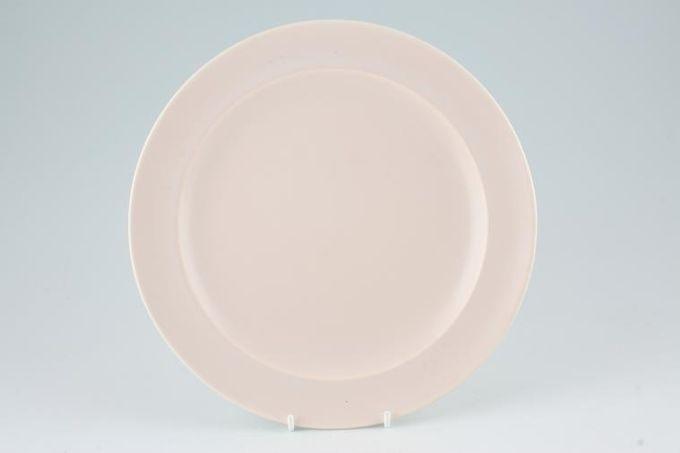 """Poole Mushroom and Sepia - C54 Breakfast / Salad / Luncheon Plate Mushroom - Rimmed 9 1/4"""""""