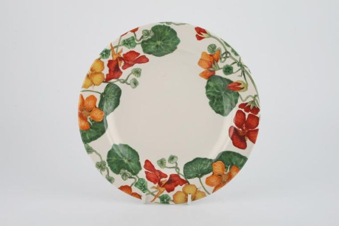 Poole Nasturtium Breakfast / Salad / Luncheon Plate 9""