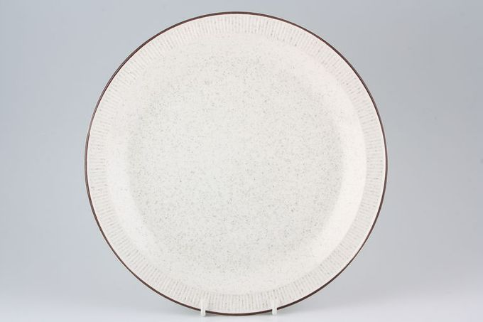 Poole Parkstone Dinner Plate Narrow Rim 10""