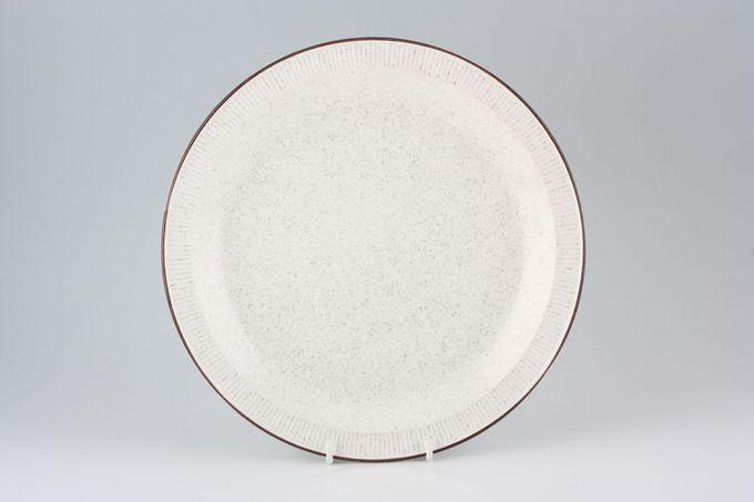 "Poole Parkstone Starter / Salad / Dessert Plate Narrow Rim 8 1/2"""