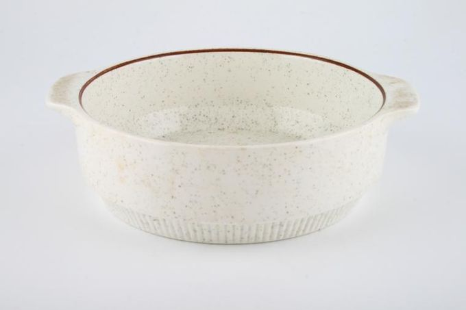Poole Parkstone Soup / Cereal Bowl Eared 6 3/4 x 5 3/4 x 1 7/8""