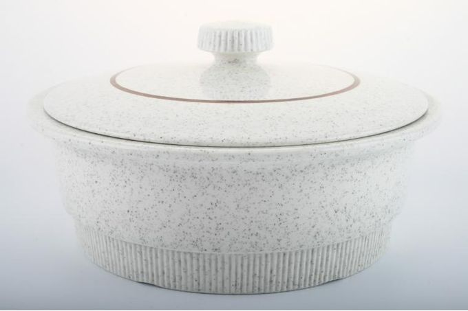 Poole Parkstone Vegetable Tureen with Lid Lidded 8 3/4""