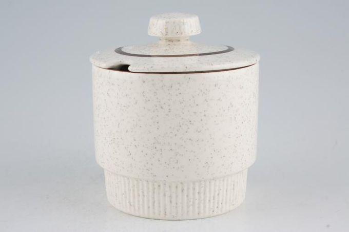 "Poole Parkstone Jam Pot + Lid Or lidded sugar 3 3/8 x 3"""