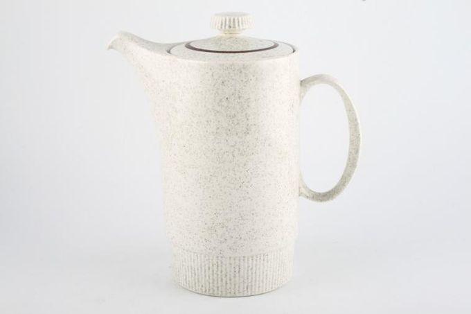 Poole Parkstone Coffee Pot 2 1/4pt