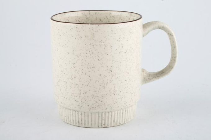 "Poole Parkstone Mug 3 1/8 x 3 3/4"""