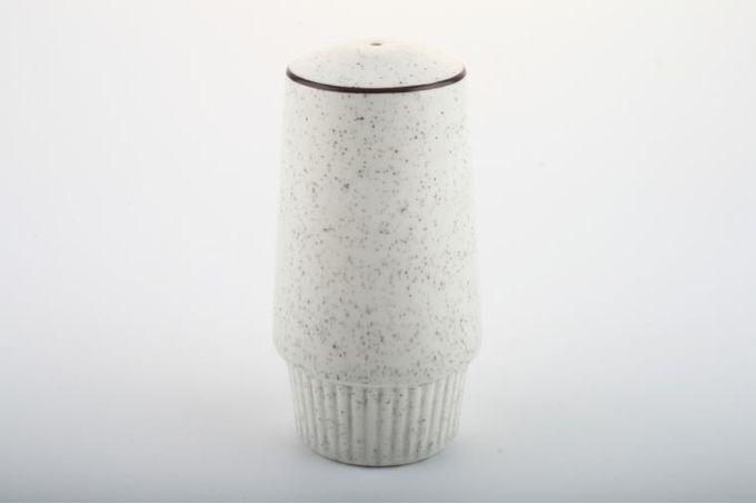 """Poole Parkstone Salt Pot 1 Hole 3 3/4"""""""