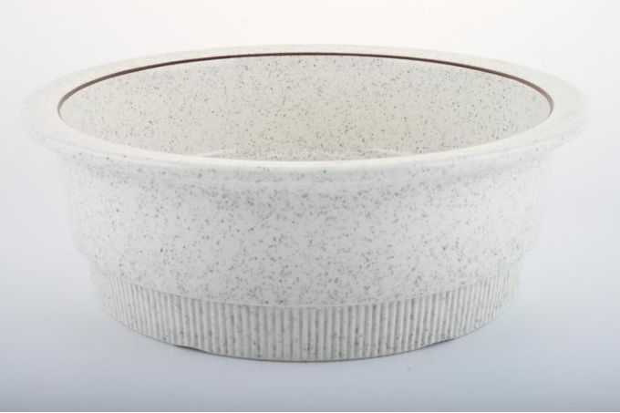 """Poole Parkstone Vegetable Tureen Base Only 8 3/4"""""""