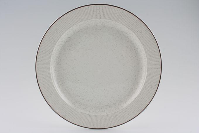"Poole Parkstone Dinner Plate Wide Rim 10 1/4"""