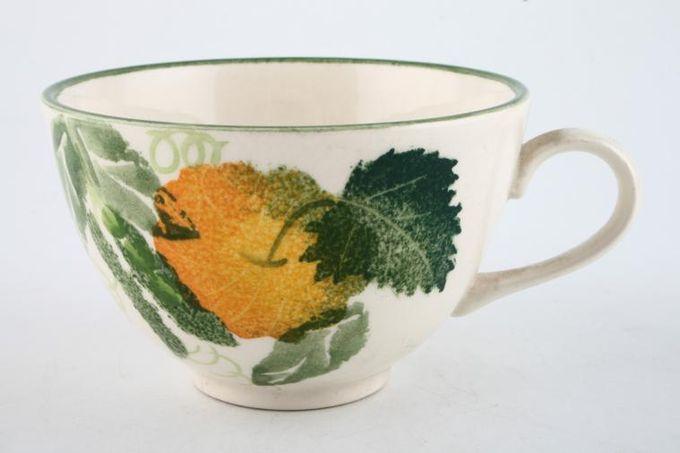 """Poole Pea Flower Breakfast Cup 4 1/8 x 2 3/4"""""""