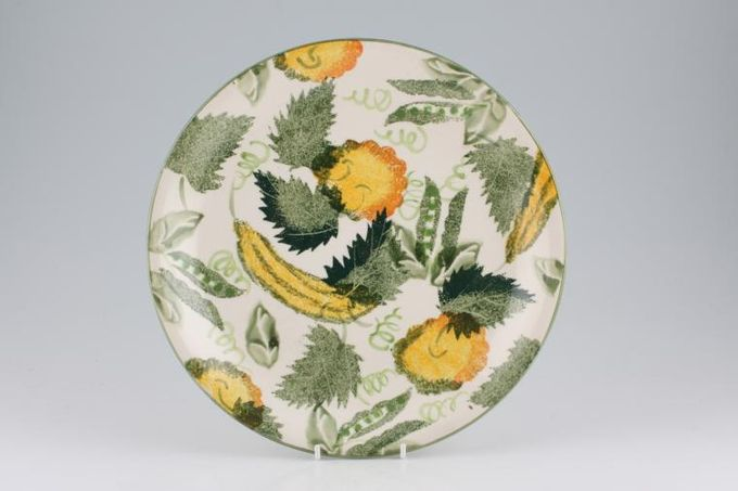 Poole Pea Flower Dinner Plate 10 3/4""