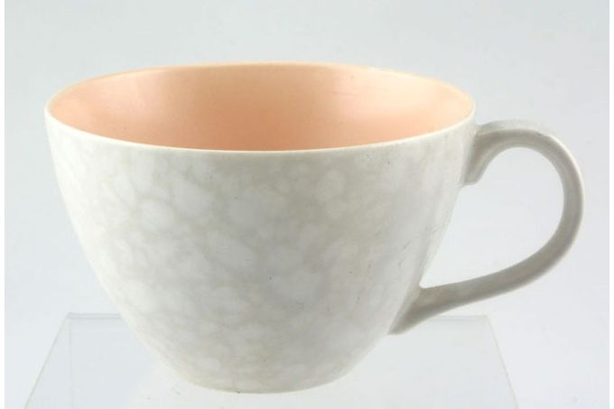 Poole Seagull and Peach - C97 Teacup 3 5/8 x 2 3/8""