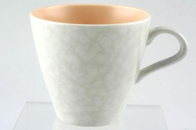 "Poole Seagull and Peach - C97 Teacup 3 1/8 x 3"""
