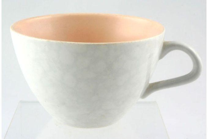 "Poole Seagull and Peach - C97 Teacup 3 7/8 x 2 1/2"""