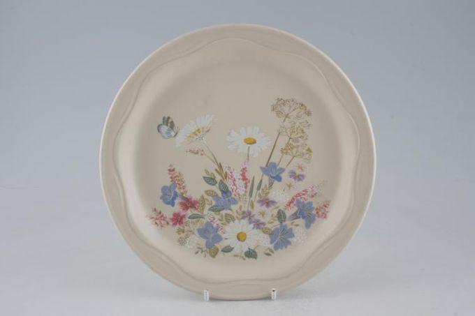 "Poole Springtime Breakfast / Salad / Luncheon Plate 8 3/4"""