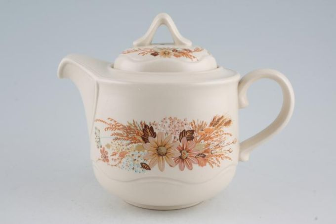 Poole Summer Glory Teapot 1pt