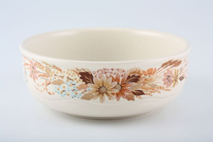 """Poole Summer Glory Soup / Cereal Bowl Straight Sided 5 3/4"""""""