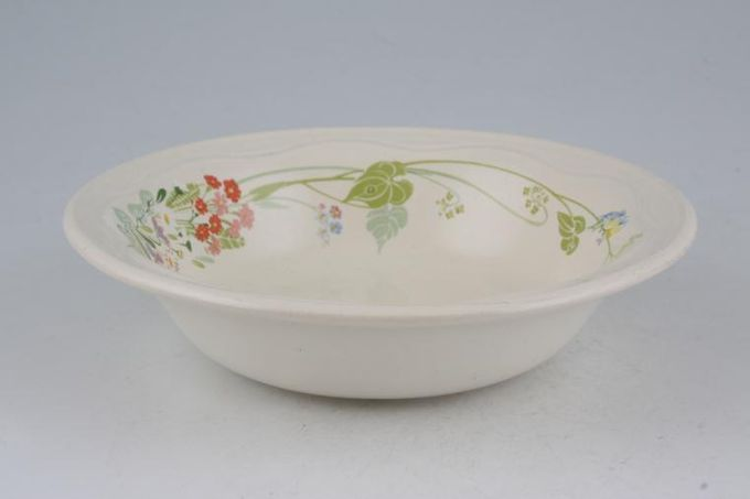 """Poole Wild Garden Oatmeal / Cereal / Soup 6"""""""