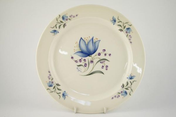 Poole Blue Flower (by Franwise)