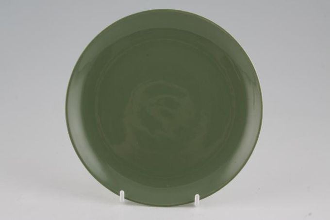 """Poole New Forest Green Tea / Side Plate 6"""""""