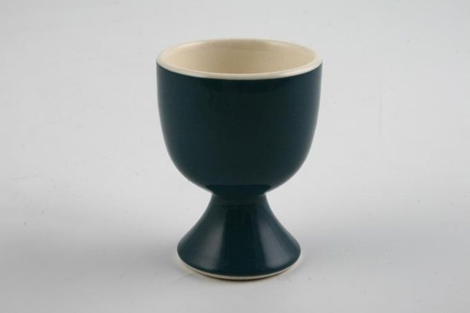 """Poole Blue Moon Egg Cup With foot 1 3/4 x 2 3/8"""""""