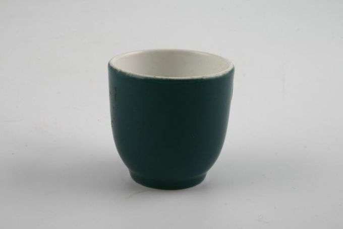 """Poole Blue Moon Egg Cup 1 3/4 x 1 3/4"""""""