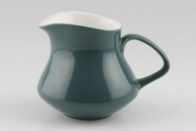 Poole Blue Moon Milk Jug Shaped 3/4pt