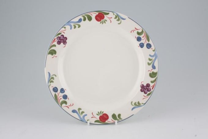 Poole Cranborne Breakfast / Salad / Luncheon Plate Rimmed 9""