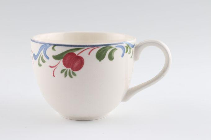 "Poole Cranborne Coffee Cup 2 7/8 x 2 1/4"""