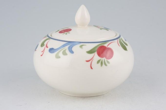 Poole Cranborne Sugar Bowl - Lidded (Tea)