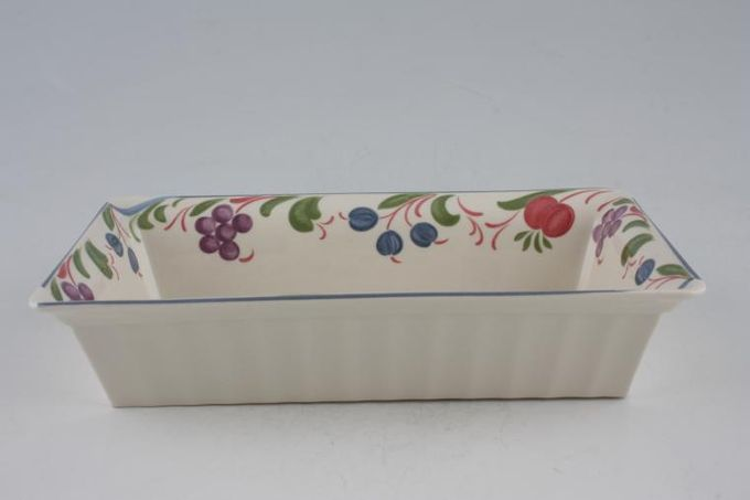 Poole Cranborne Serving Dish 8 1/8 x 4 5/8""