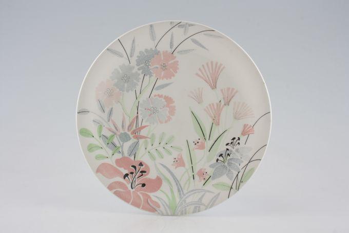 """Poole Hedgerow Flowers Tea / Side / Bread & Butter Plate 7 1/8"""""""