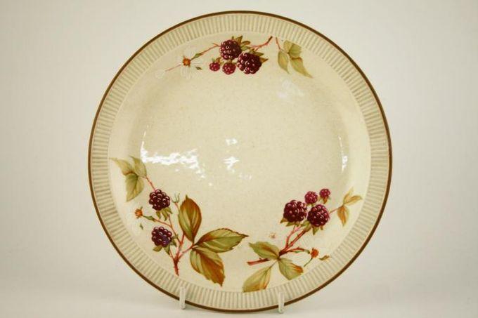 "Poole Bramble Dinner Plate 10"""