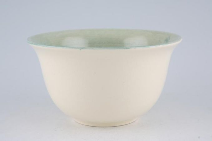 Poole Fresco - Green Rice Bowl Pattern inside 4 7/8""