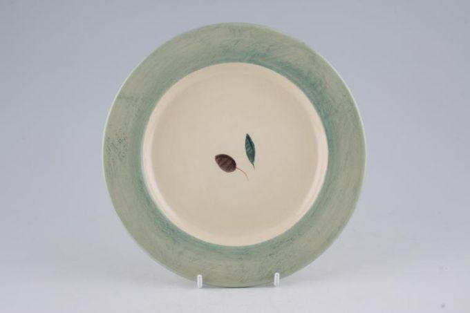 "Poole Fresco - Green Starter / Salad / Dessert Plate 7 1/2"""