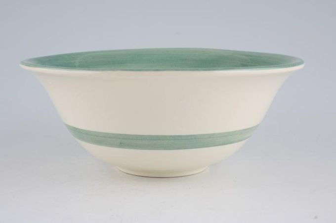 """Poole Fresco - Green Soup / Cereal Bowl 6 1/2"""""""