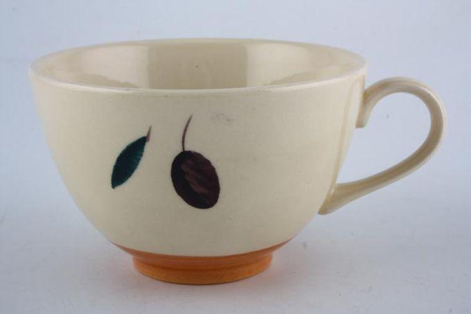 """Poole Fresco - Terracotta Breakfast Cup 4 1/8 x 2 5/8"""""""
