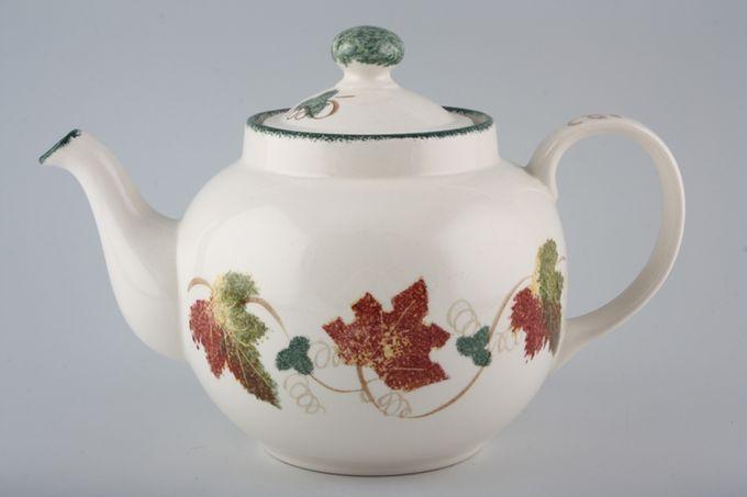 Poole New England Teapot 2pt